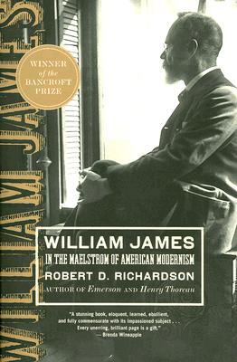William James By Richardson, Robert D.