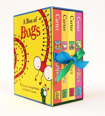 A Box of Bugs By Carter, David A.